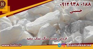 فروش سنگ نمک سفید